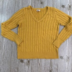 Arizona V-Neck Sweater | size 1X